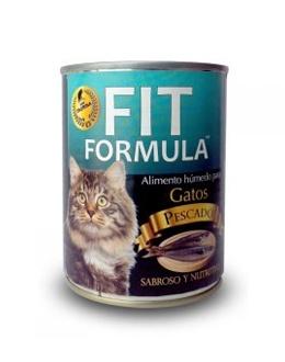 Fit Formula LATAS FIT FORMULA GATO PESCADO