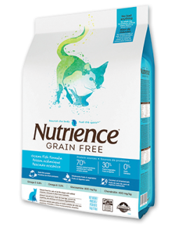 Nutrience Grain Free Pescado Oceánico Cat