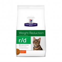 Hills Hills Feline R/D Weight Reduction